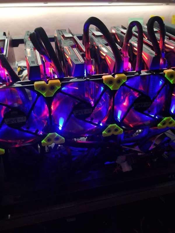 6 GPU Miner
